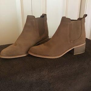 Crevo suade boots